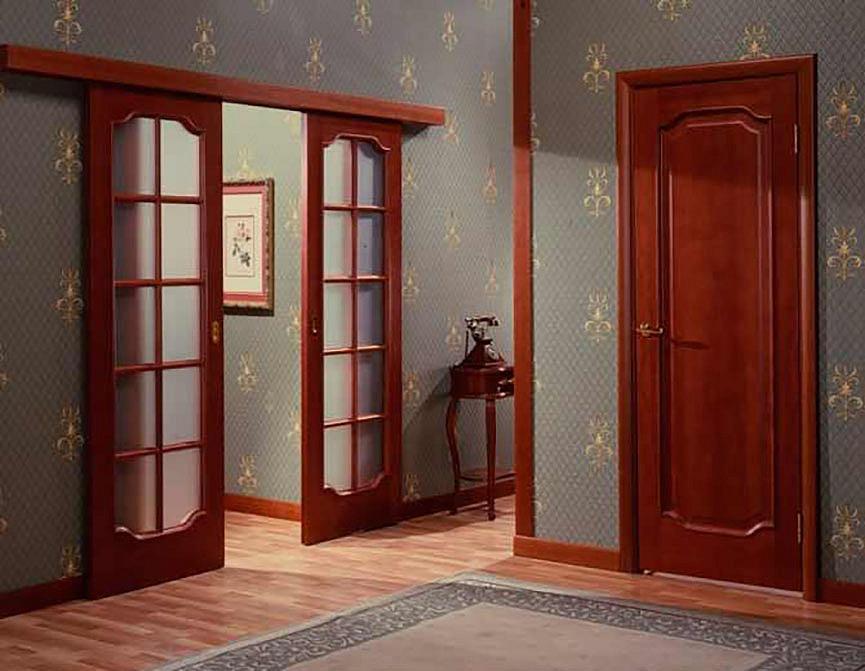 Раздвижная система для дверей